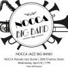 Jazz Big Band Performance   April 19