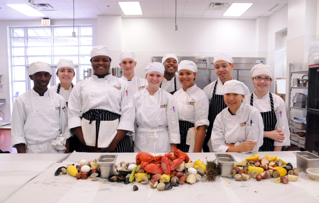 Culinary Arts college subjects first year