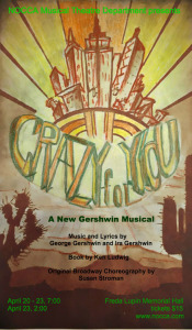 Crazy for You poster for web