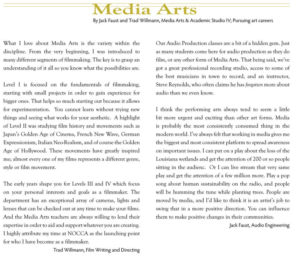 media-arts